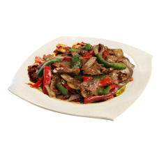 BLACK PEPPER BEEF - SMALL